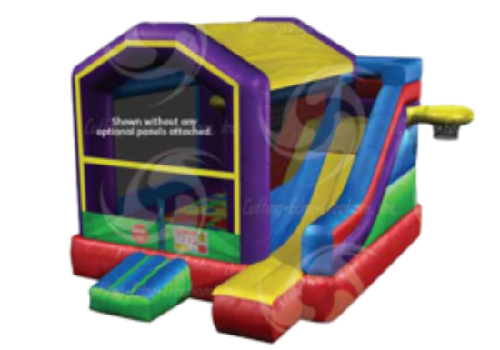 5 In 1 Fun House