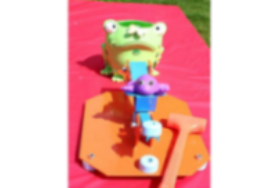 Frog Launcher